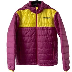 Descente Youth Puffer Jacket 12